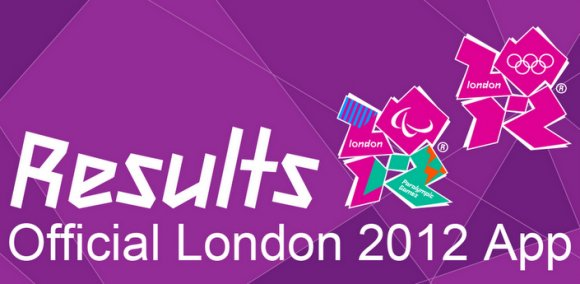 London 2012: Official Results