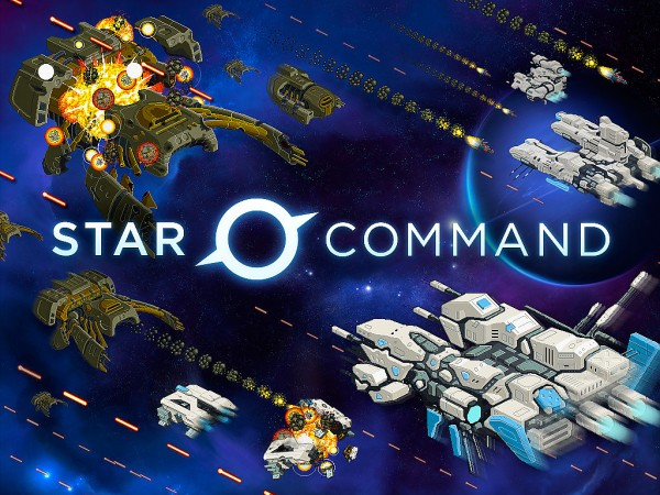 Star Command logo
