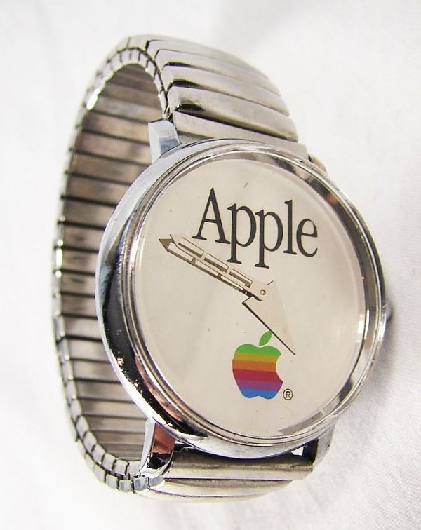The European Stainless Steel iWatch