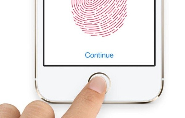 touch ID на iPhone 5S